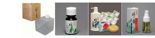 檜の香製品